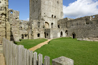 Out of Town: Portchester Castle